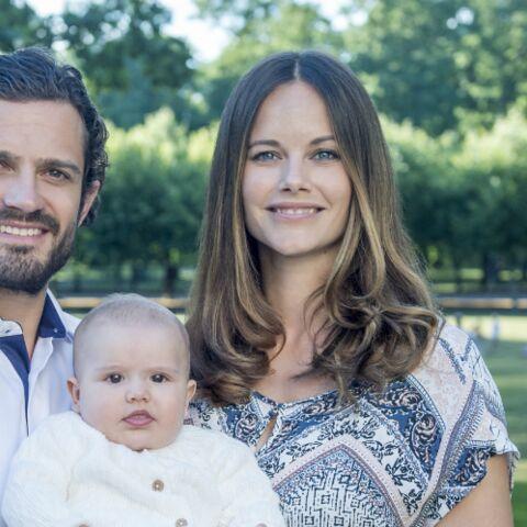 Photos – Journée de baptême pour le prince Alexandre de Suède