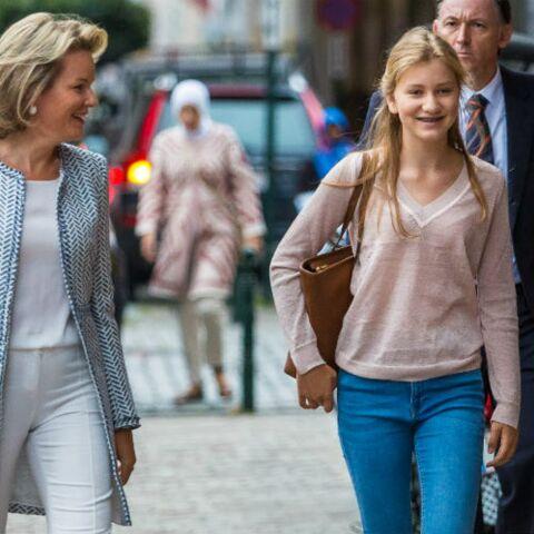 Photos – Letizia, Mathilde, Victoria… Princesse ou reine, elles adorent le look cigarette