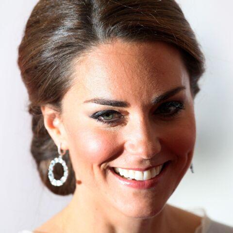 La peau parfaite de Kate Middleton: piquée au vif dans sa routine beauté
