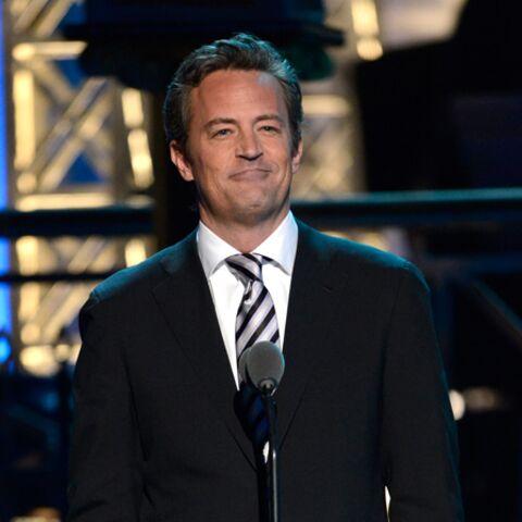 Retour gagnant pour Matthew Perry