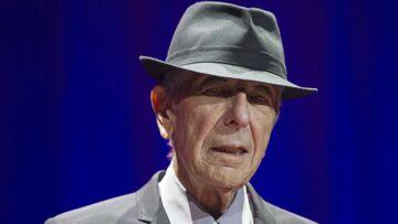 """Leonard Cohen avait promis à son amour Marianne, décédée en juillet: """"Je te rejoindrai bientôt"""""""