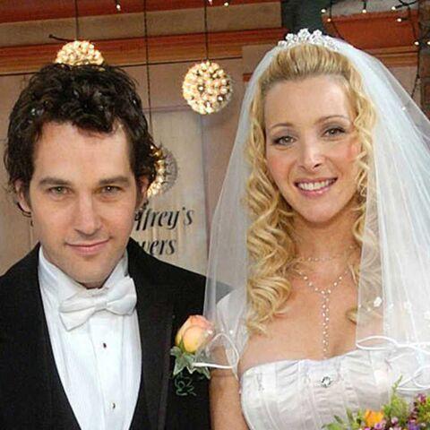 Friends: Phoebe n'aurait pas dû épouser Mike