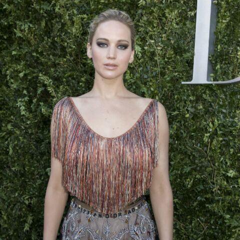 Jennifer Lawrence traumatisée par le piratage de photos de nu