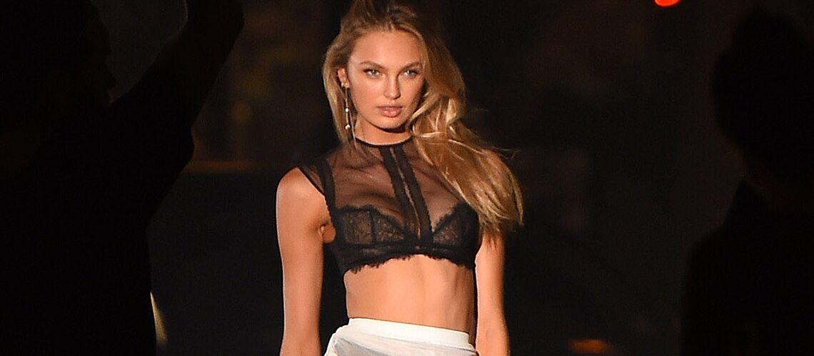 Un ange de Victoria's Secret raconte son programme sportif avec le «collectif des salopes minces»