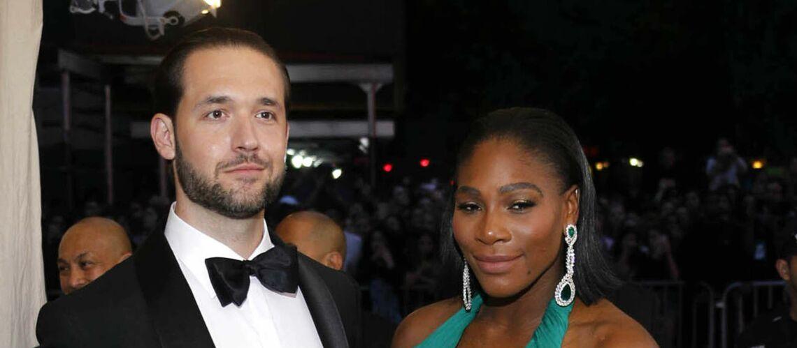 PHOTOS: Serena Williams: les images spectaculaires de son mariage avec Alexis Ohanian