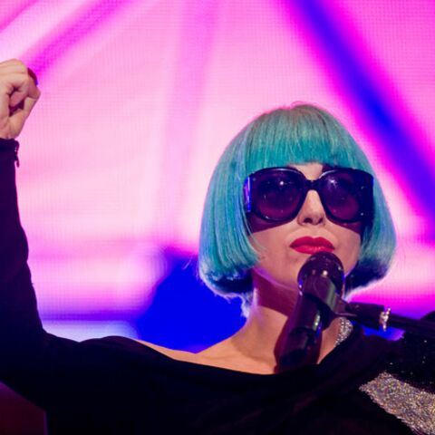 Lady Gaga relookée par Armani