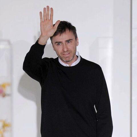 Raf Simons chez Dior: pourquoi lui?