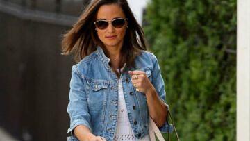 Photos – Pippa Middleton, Daphné Burki ne quittent plus leur veste en jean