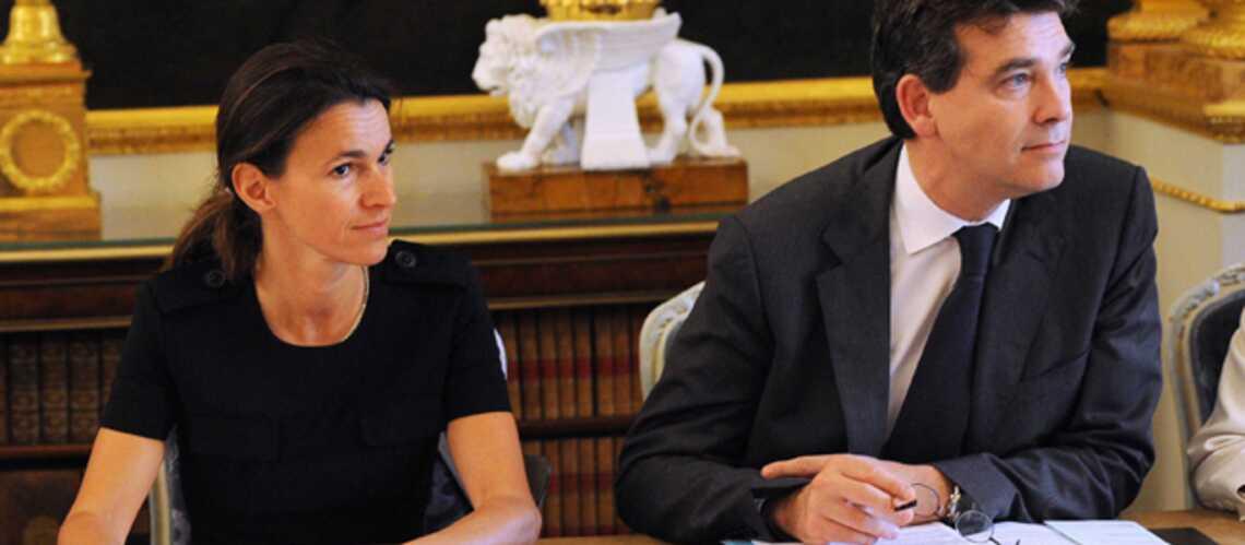 Aurélie Filippetti: fervent soutien de son compagnon Arnaud Montebourg
