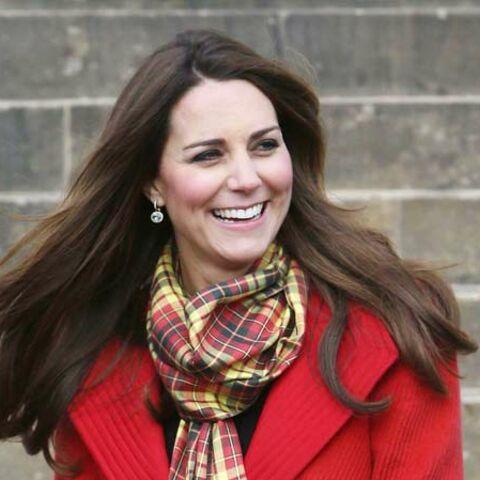 Kate Middleton marraine du Royal Princess
