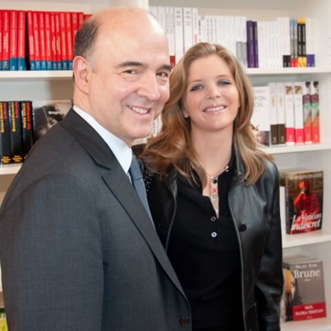 Pierre Moscovici: sa compagne sort de l'ombre