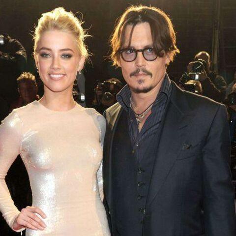 Johnny Depp bientôt papa pour la troisième fois?