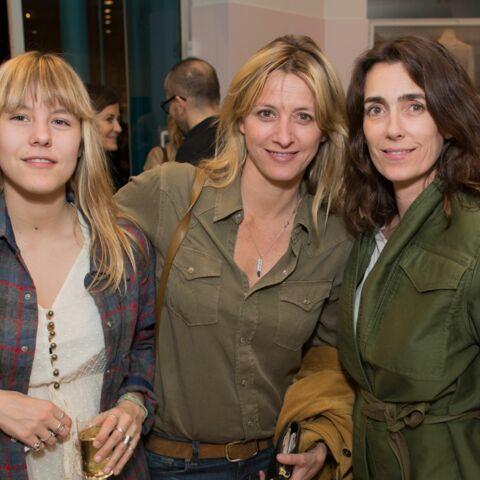 Gala By Night: Sarah Lavoine en famille chez Comptoir des Cotonniers