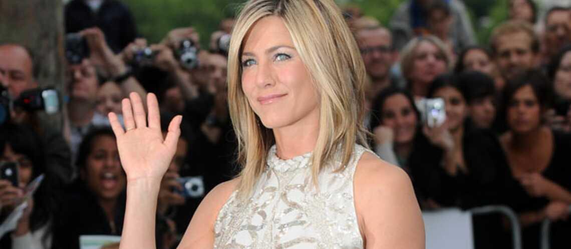Jennifer Aniston femme la plus sexy de tous les temps