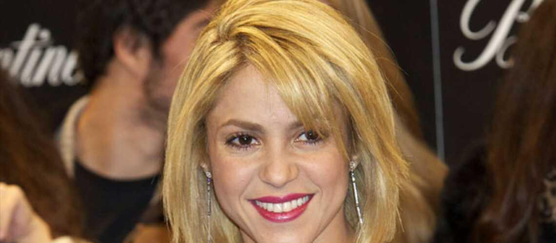 Shakira reprend Cabrel