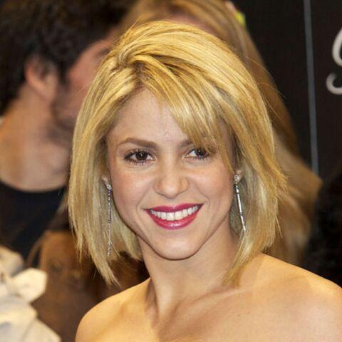 Photo- Shakira lève le voile sur ses formes