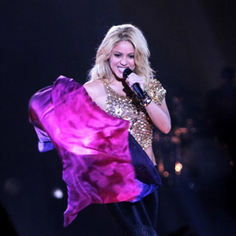 Shakira: une sextape en circulation?