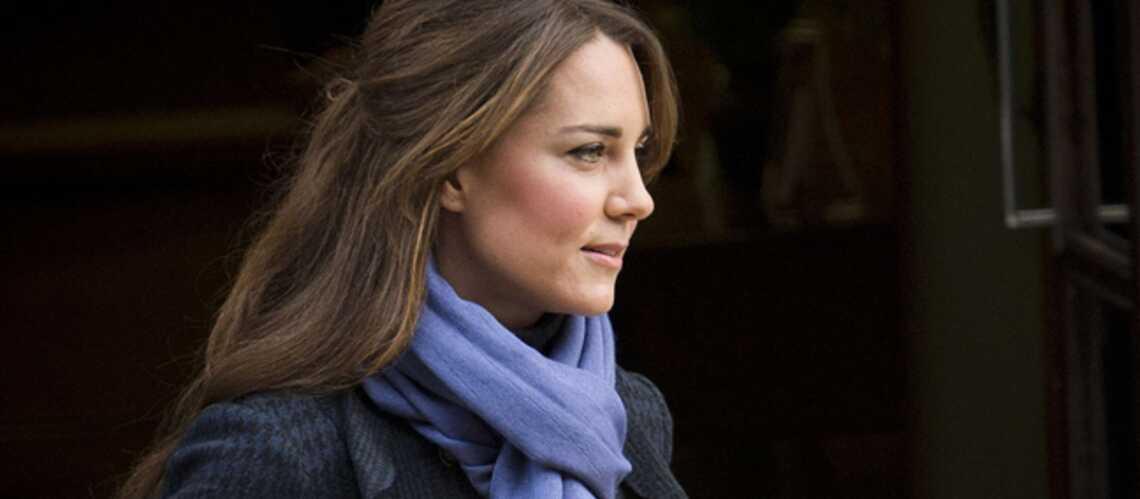 Kate Middleton est à nouveau souffrante