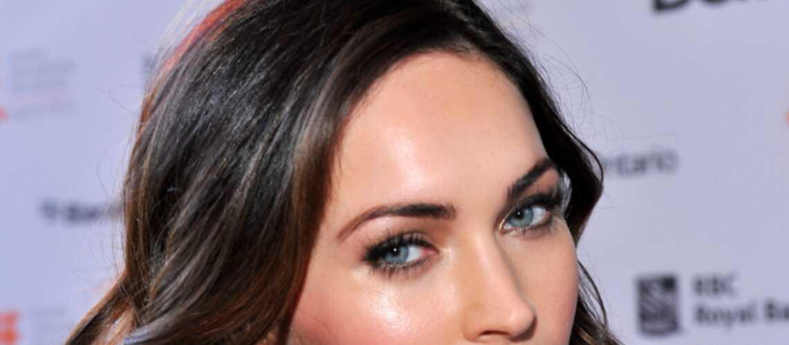 Megan Fox, une maman comme les autres… Ou presque