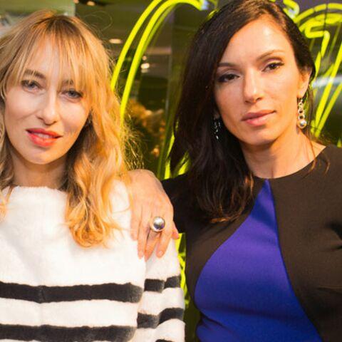 0e1ee2746b5 Gala By Night: Aure Atika et Alexandra Golovanoff duo de charme pour ...
