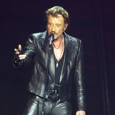 Johnny Hallyday, concert surprise au Trianon dimanche
