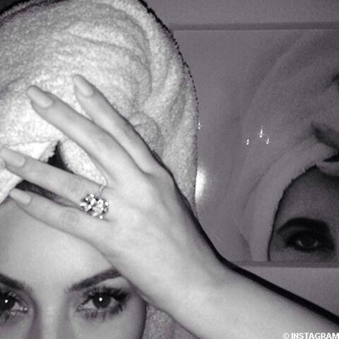 Kim Kardashian, icône de salle de bain