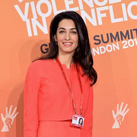 Amal Clooney donne son nom à un sac