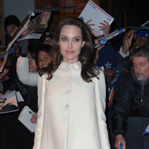 """Angelina Jolie: """"Mes enfants veulent des tatouages, comment dire non?"""""""
