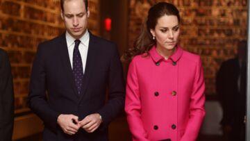Kate et William, baby bump rose et émotion à New York
