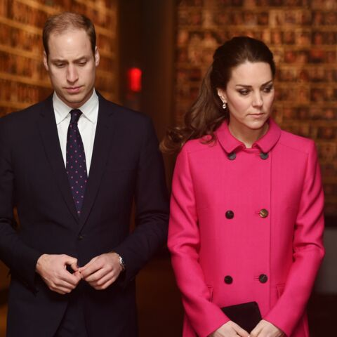 Kate et William, baby bump rose et émotion à New York