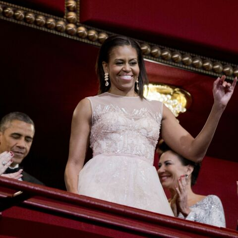 T'as le look… Michelle Obama!