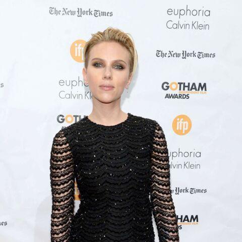 """Scarlett Johansson: """"Je pouponne et j'adore ça"""""""