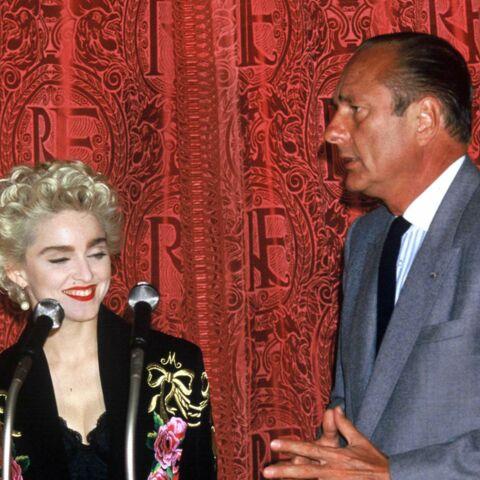 Madonna: Française de coeur