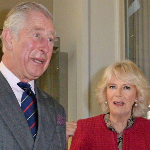 PHOTO – Le Prince Charles et Camilla optent pour une carte de vœux décalée