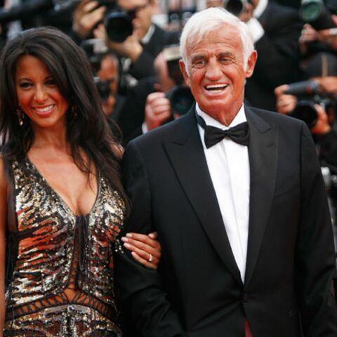 Jean-Paul Belmondo: Barbara Gandolfi n'est pas amoureuse