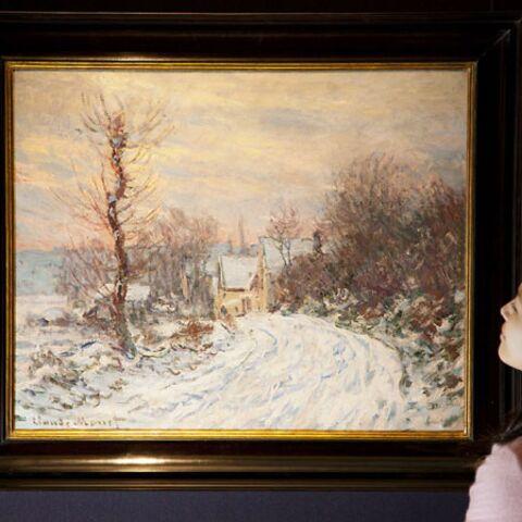 Monet explose les prix de la vente Sotheby's