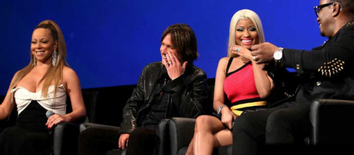 Mariah Carey a peur de Nicki Minaj