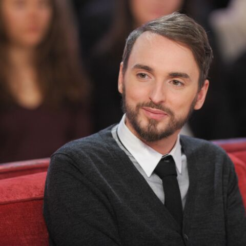 Christophe Willem: « J'ai l'impression d'être construit de travers »