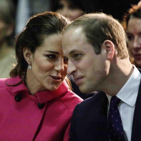 Le prince William est prêt pour l'accouchement