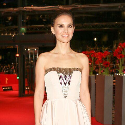 Natalie Portman, élégance et simplicité à Berlin