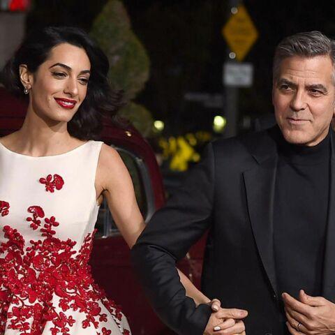 George Clooney: «Amal insiste pour que je mette du cuir!»