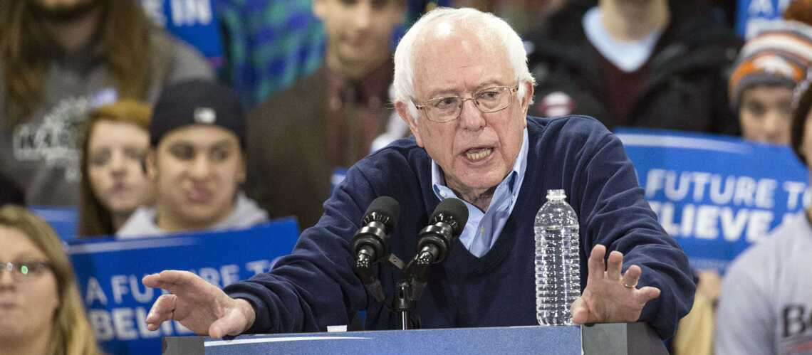 Bernie Sanders, papy fait de la résistance