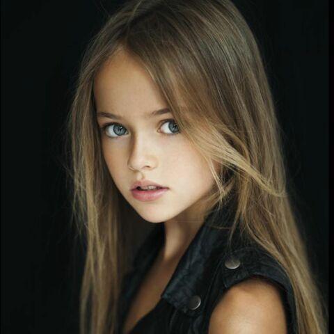 Kristina Pimenova, plus jolie petite fille du monde