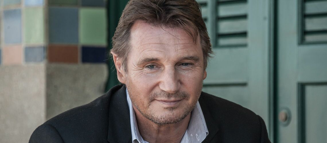 """Liam Neeson: """"Ma compagne est très connue"""""""