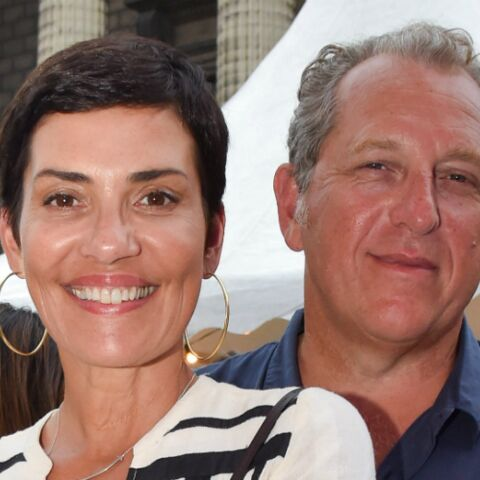 PHOTOS – Cristina Cordula mariée: elle a dit oui à Frédéric