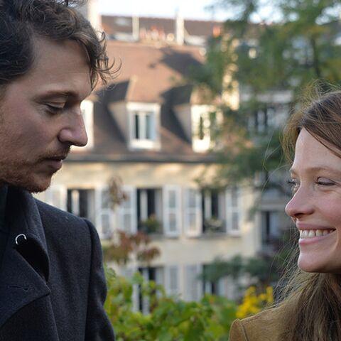 PHOTO – Mélanie Thierry soutient son «homme» Raphaël pour la sortie de son premier livre