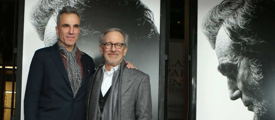 Daniel Day-Lewis Steven Spielberg, le retour