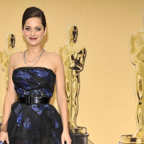 Oscars, Marion Cotillard bredouille et d'os