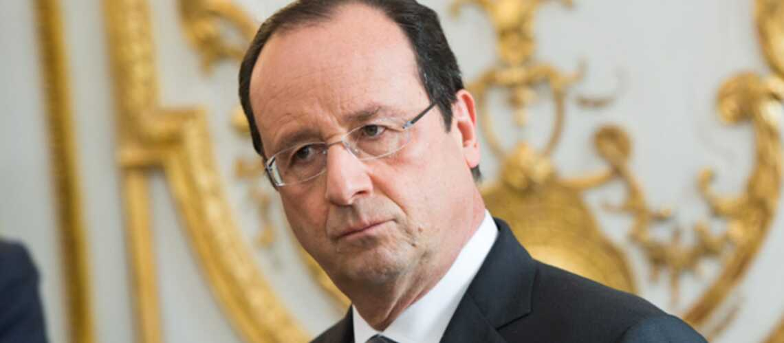 François Hollande réagit à l'annonce de sa supposée liaison avec Julie Gayet
