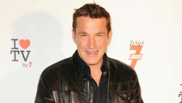 PHOTO – Benjamin Castaldi et son fils Simon s'accordent un câlin matinal
